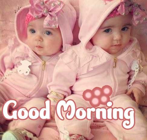 Good Morning Baby Wallpaper