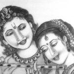 531+ Latest Radha Krishna Images Drawing Photo Wallpaper Download