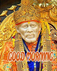 Sai Baba Good Morning Images