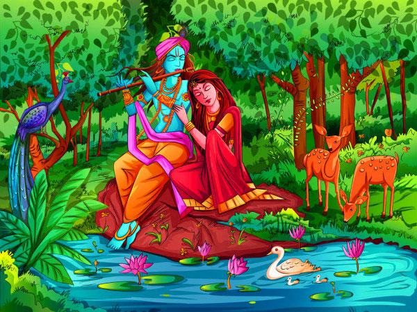 BeautifulRadha Krishna Images Pics Download