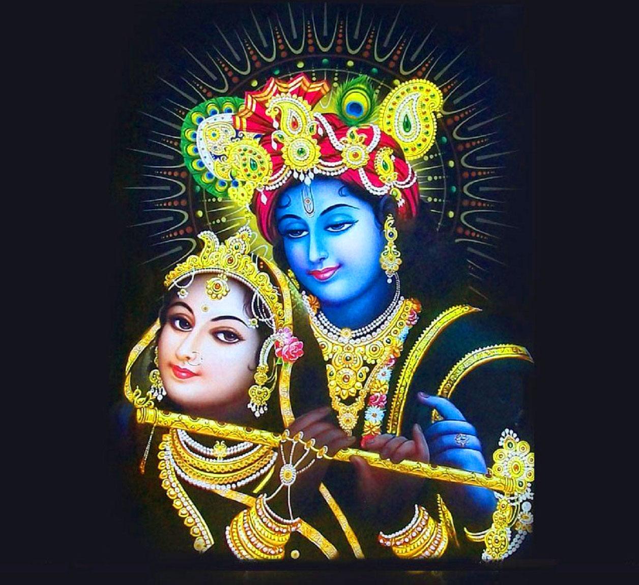 Radha Krishna Photo Free