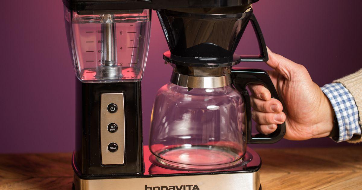 bonavitacoffeemakerproductphotos